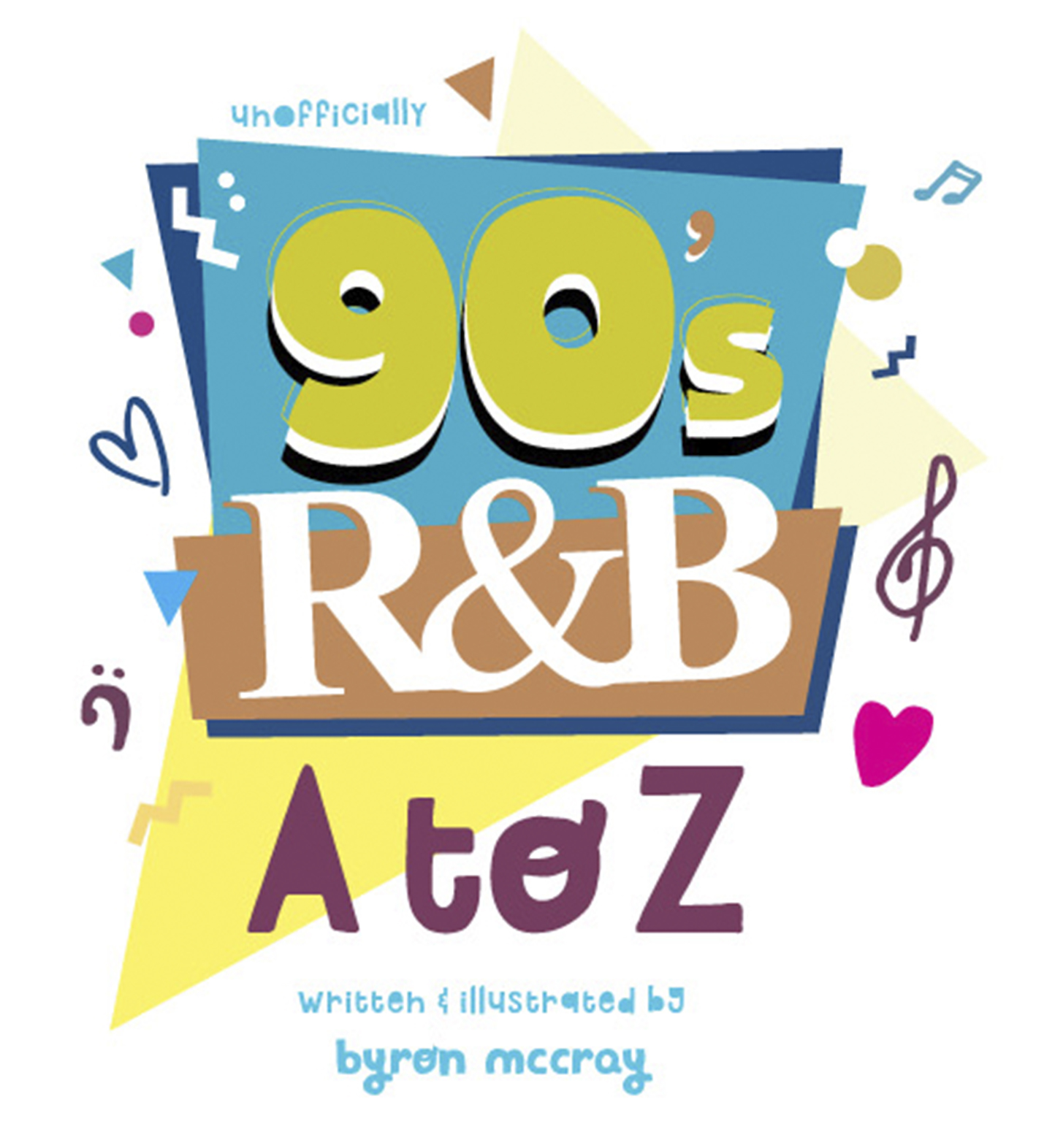 90sR&B-AtoZ Cover